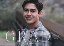 pastille Graduation Announcements