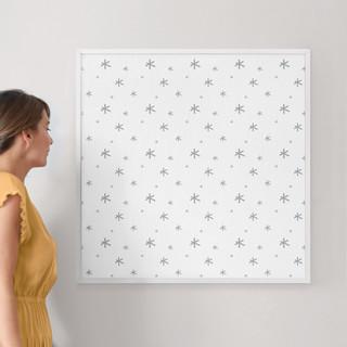 """Seeing Stars by Erica Krystek: 30"""" x 30"""" @ $157.00"""