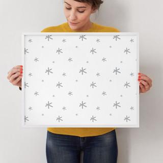 """Seeing Stars by Erica Krystek: 16"""" x 20"""" @ $78.00"""