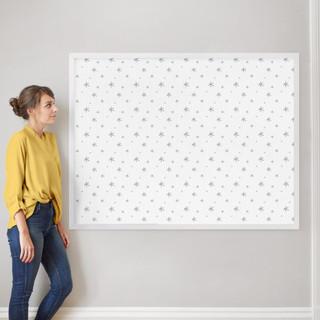 """Seeing Stars by Erica Krystek: 40"""" x 54"""" @ $230.00"""