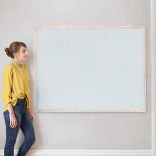 "En Provence by Paper Dahlia: 40"" x 54"" @ $230.00"