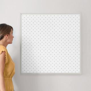 "Minimalist Grid by Erica Krystek: 30"" x 30"" @ $157.00"