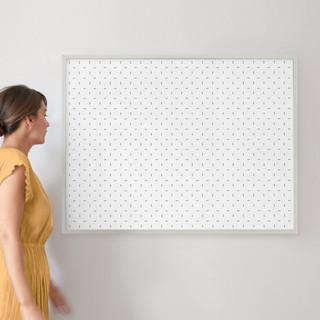 "Minimalist Grid by Erica Krystek: 30"" x 40"" @ $174.00"