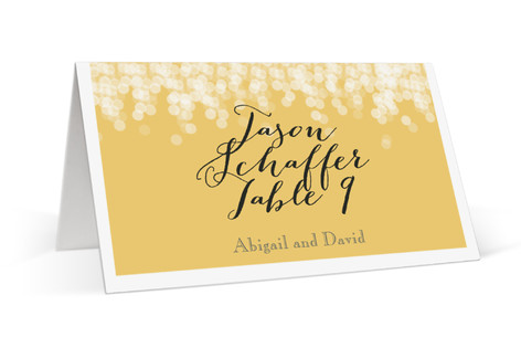 Under the Stars Place Cards