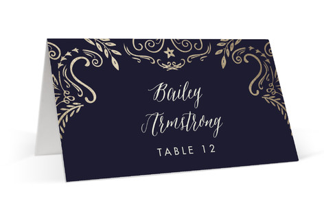 Wedding Enchantment Place Cards