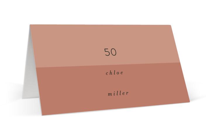 Script Place Cards