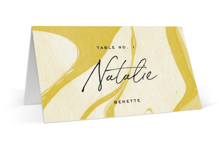 Brooklynite Place Cards
