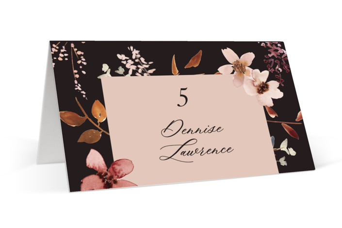Silky Way Place Cards