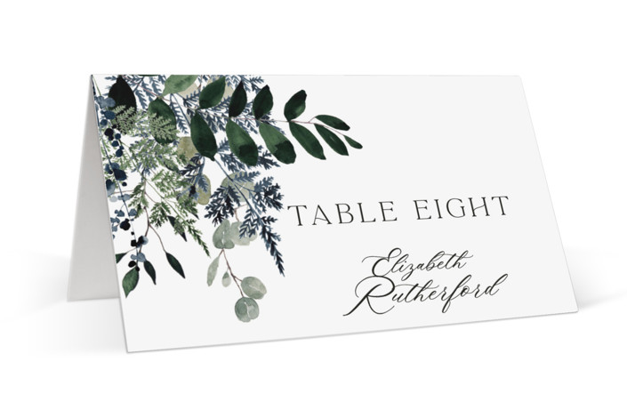 On and On Place Cards
