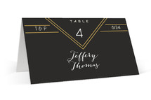Empire Wedding Place Cards