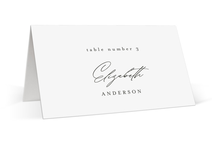 Cielo Place Cards