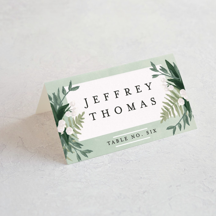 Beautiful Wedding Place cards.