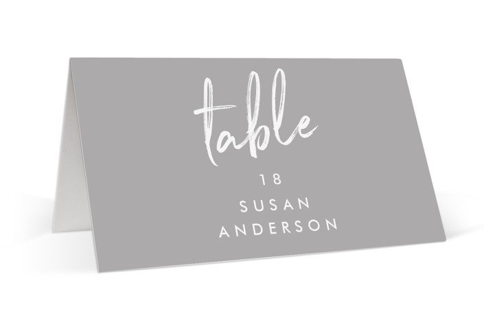 Funky Names Place Cards