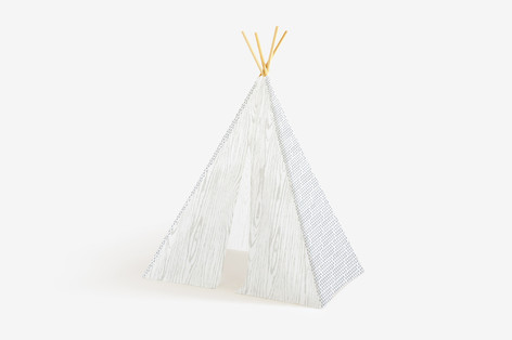 Snowy Forest Play Tents
