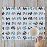 Elephant March by Katy Clemmans