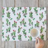 Cacti Landscape by Rosana Laiz · Blursbyai