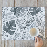 monochrome foliage by Frooted Design