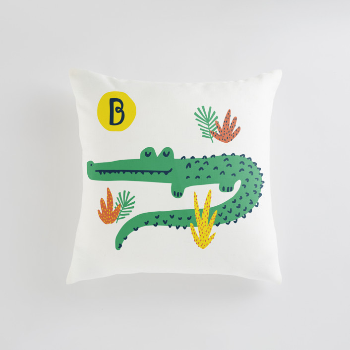 Basking In The Sun Personalizable Pillows