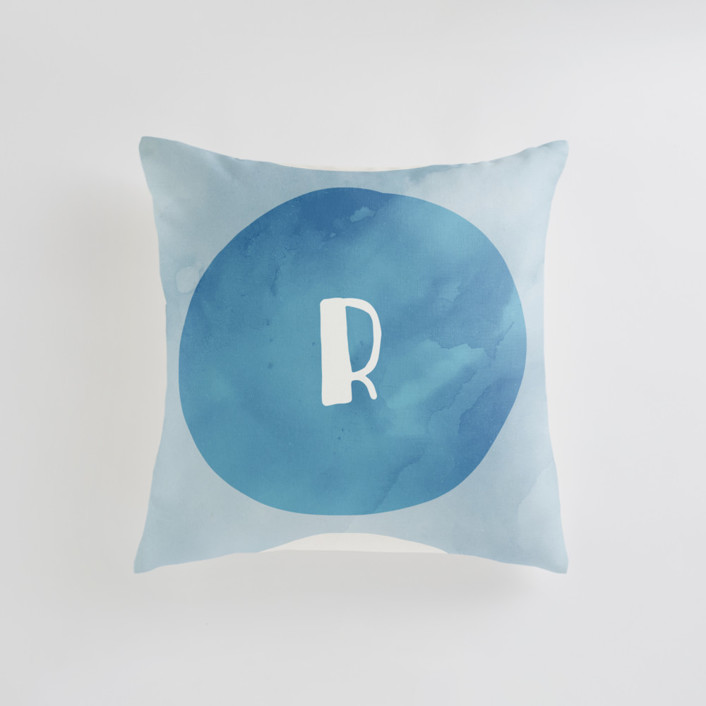 Spring Sun Personalizable Pillows