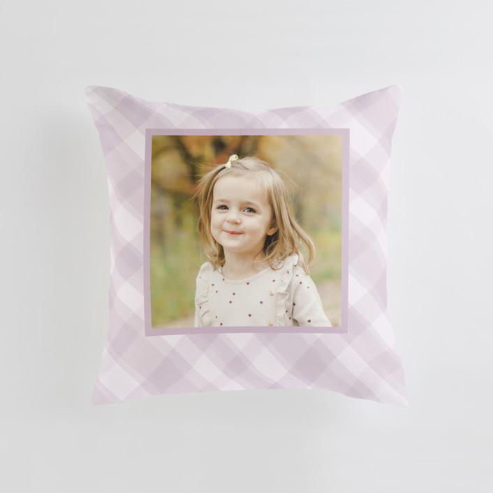 Cadeau - Warm Medium Square Photo Pillow