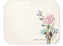 Watercolor Lotus