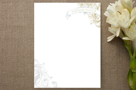 Inspired Personalized Stationery