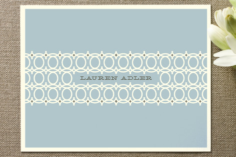 Antico Noe Personalized Stationery