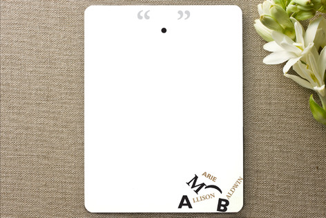Typehead Personalized Stationery