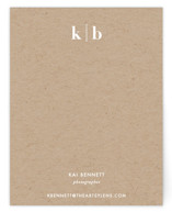 This is a brown mothers day gifts stationery by Jennifer Postorino called Honorable with standard printing on signature.