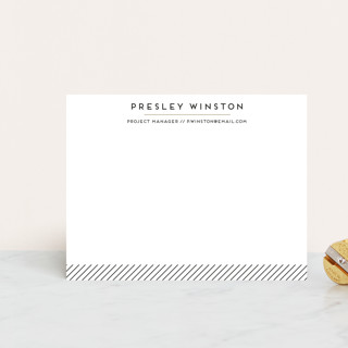 Male Mail Personalized Stationery