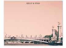 Pink Pont Alexandre