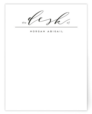 personalized stationery thank you cards minted