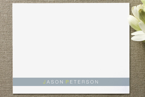Primary Personalized Stationery