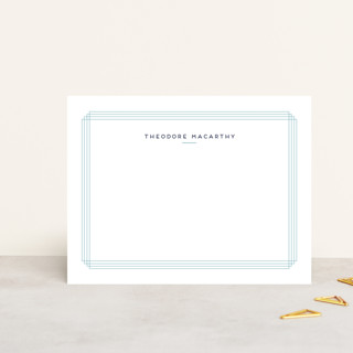 Spumante Personalized Stationery