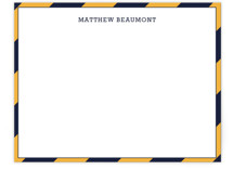 Wide Stripe Nautical