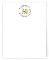 Circular Monogram
