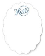 Hello Stamp