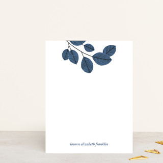 Cool Branch Personalized Stationery