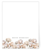 This is a white mothers day gifts stationery by Erica Krystek called Organic Cotton with standard printing on signature.