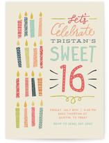 Sixteen Candles by Miranda Lyn