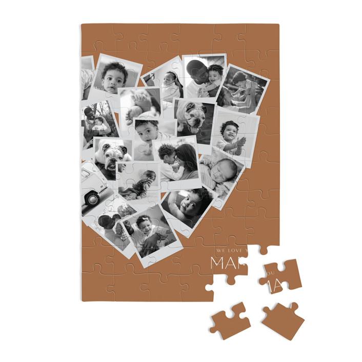 60 Piece Custom Puzzle