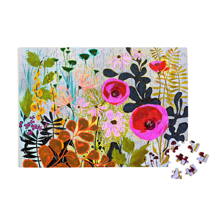 How Does Your Garden Grow? 252 Piece Art Puzzle
