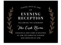 Elegant Announcement