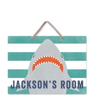 Shark Bait Room Decor Signs