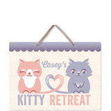 Kitty Retreat by Mandy Rider