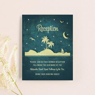 Love Island Reception Cards