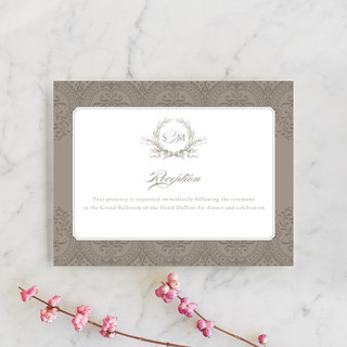 Formalities Reception Cards