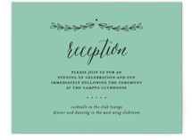 Always Reception Cards