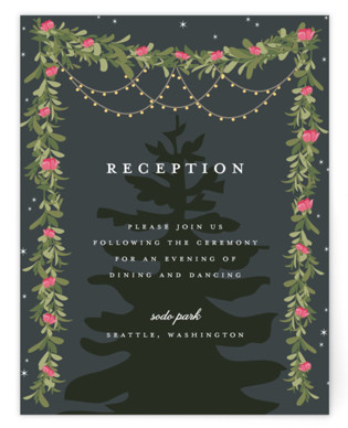 Enchanted Forest Reception Cards