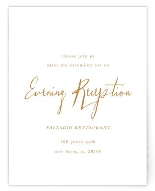 Pastoral Reception Cards